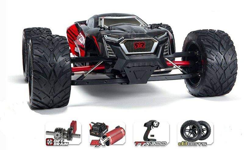Arrma Fazon 6s BLX 4WD Monstertruck 2.4GHz RTR 1:8