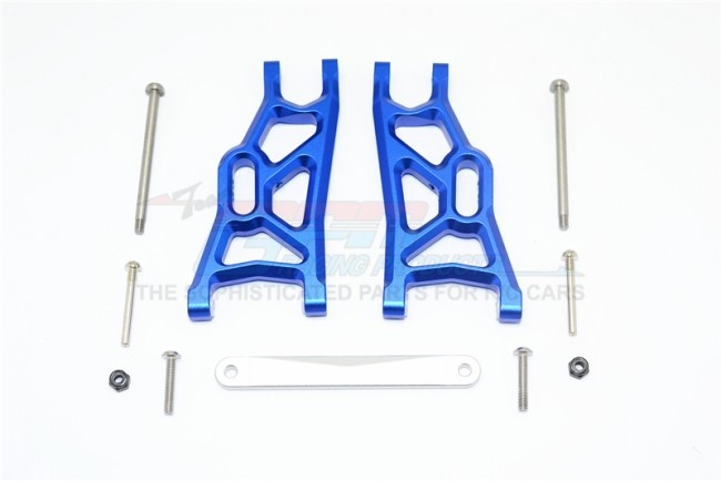 GPM aluminum front arms - 11PC Set for Traxxas Slash