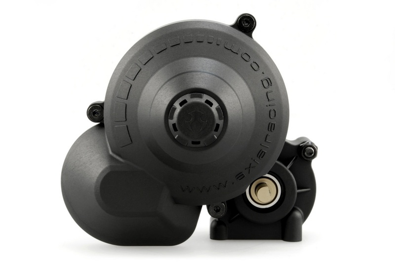 Axial - Transmission Spur Gear Cover