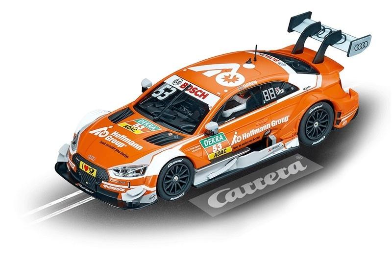 Carrera Digital 132 Audi RS 5 DTM J. Green, No.53