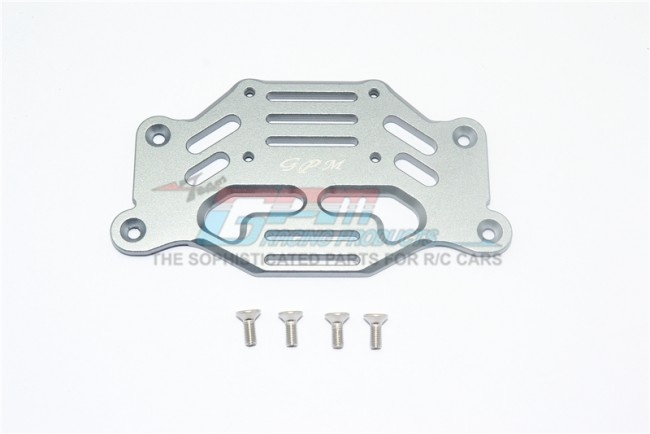 GPM aluminium front fender stabilizing plate - 5PC SET