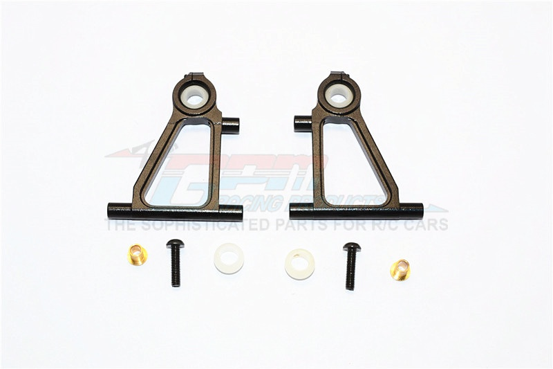 GPM alloy front lower arm set - 1 PR for Tamiya TT-01