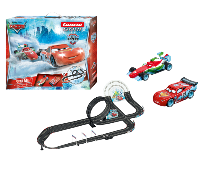 Carrera Go!!! Disney/Pixar Ice Drift