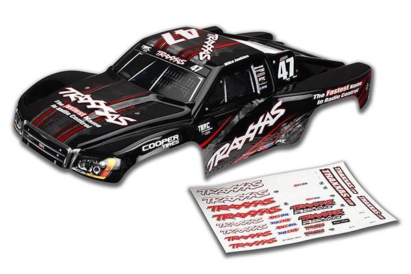 Traxxas Karosserie Slash 4x4 Mike Jenkins #47 (2014)