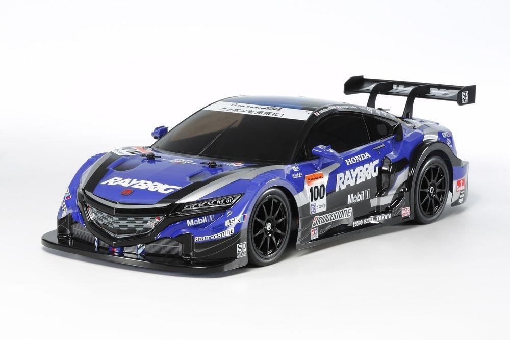 Tamiya Raybrig NSX Concept-GT (TT-02) Bausatz 1:10