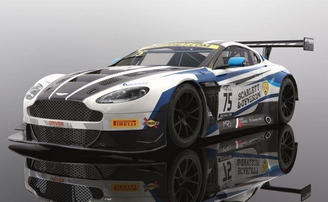 Scalextric 1:32 Aston Martin GT3, British GT 2018,
