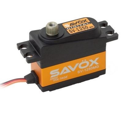 Savöx Servo SV-1250MG Hochvolt Digitalservo