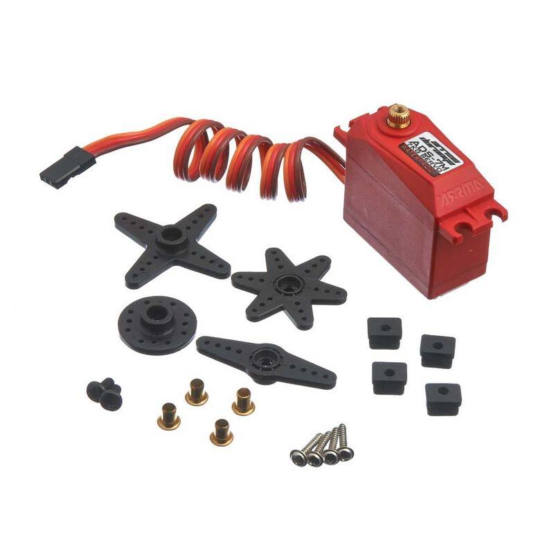 Arrma ADS-7M V2 6.5kg Waterproof Servo, Red