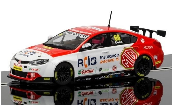 Scalextric BTCC MG6, Josh Cook