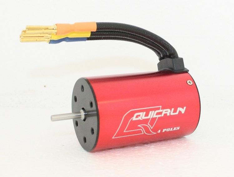 Hobbywing Quicrun BL Motor 3650 2500kV 1:10 sensor