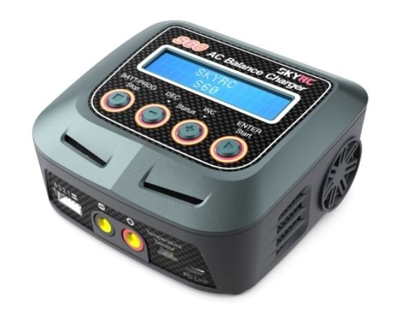 SKYRC S60 60W/6A Balancer Lade- / Entladegerät
