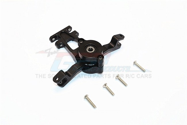 GPM aluminium steering assembly - 1Set for Traxxas Revo