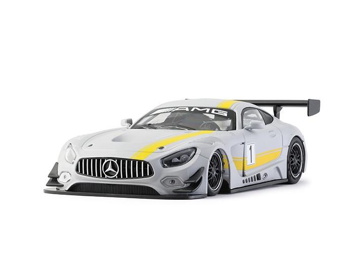 NSR 0097 AW Mercedes-AMG GT3 Test Car Grey #1