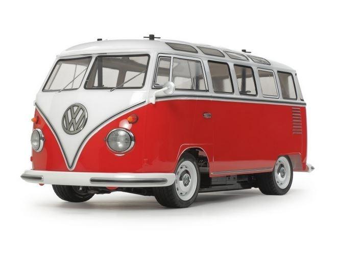Tamiya RC VW Bus Type 2 (T1) (M-06) Bausatz 1:10