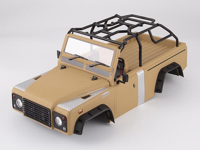 Killerbody Karosserie - 1/10 Crawler - Traxxas TRX-4 -