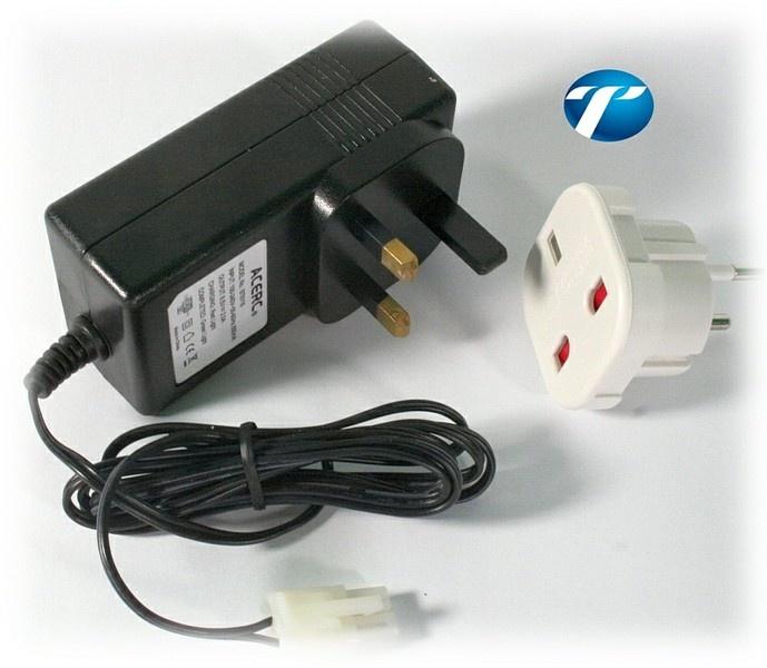 Thunder Tiger Stecker-Lader NiMH Automatik 2A