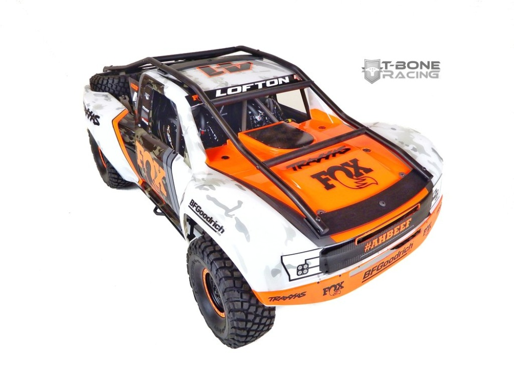 T-Bone Racing  - TBR EXO Cage External Roll Cage - Traxxas