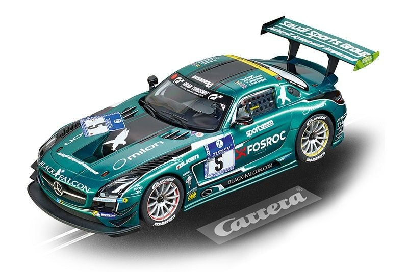 Carrera Digital 124 Mercedes-Benz SLS AMG GT3