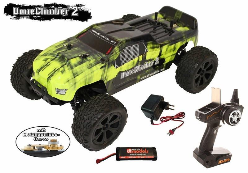 Rückläufer/Vorführer DF-Models Dune Climber 2 4WD Buggy