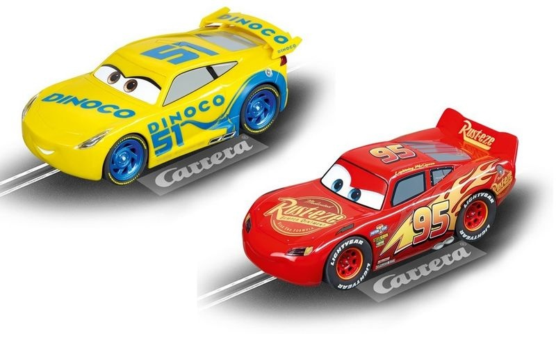 Carrera Evolution Disney·Pixar Cars - 2 Autos im Set -