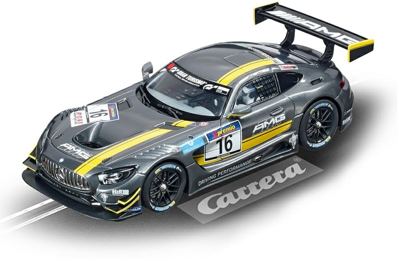 Carrera Digital 132 Mercedes-AMG GT3 No.16