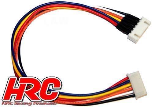 HRC Ladekabel Verlängerung Balancer - 5S JST XH(M)-XH(F) -