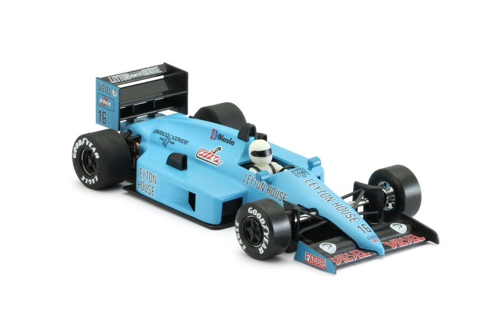 NSR Formula 86/89 - Light blue #16