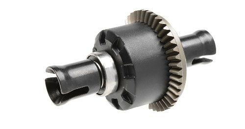 Team Corally - Diff Assembly - Front / Rear - 43T Bevel Gear