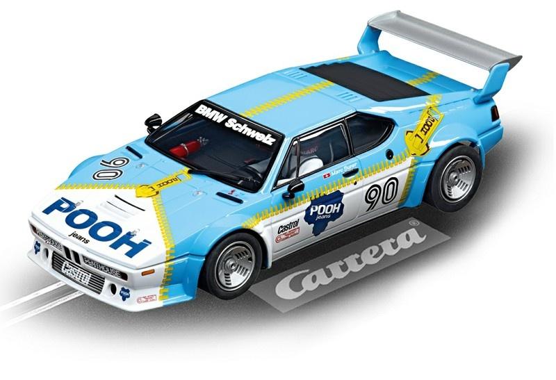 Carrera Dig.124 BMW M1 PROCAR Sauber Racing,No.90