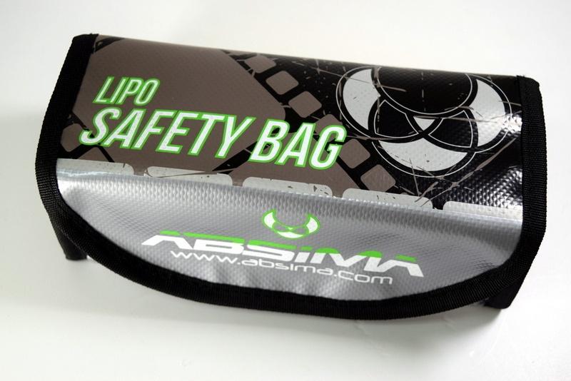 Absima LiPo Lade- und Transporttasche