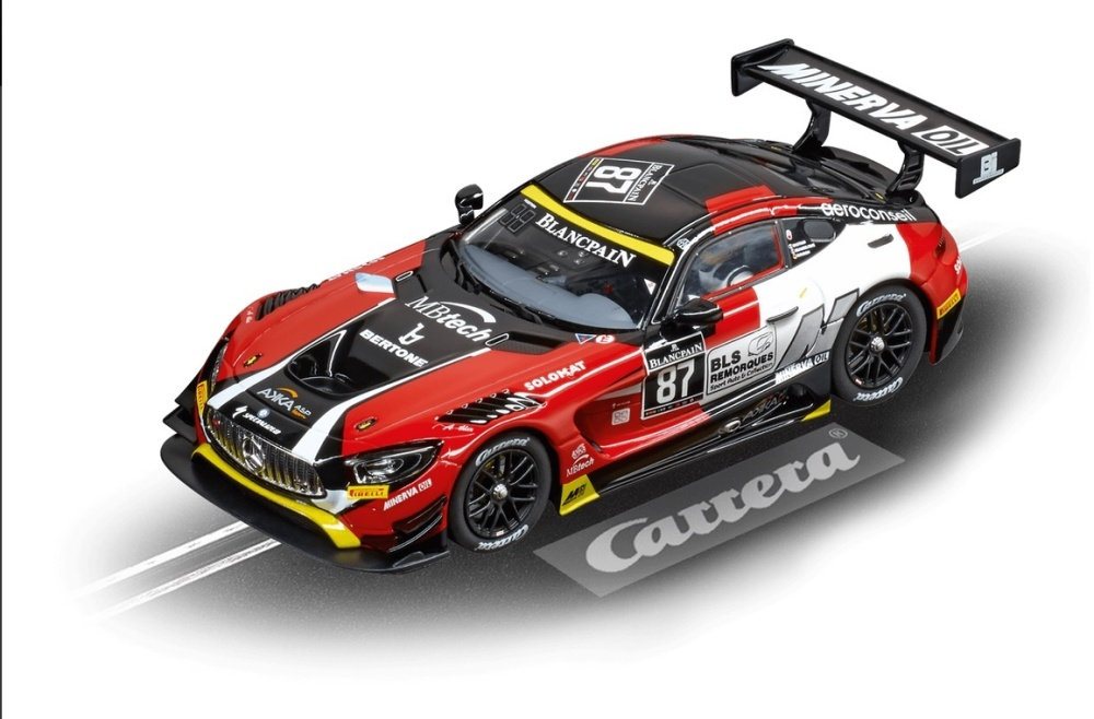 Carrera Digital 132 Mercedes-AMG GT3 AKKA ASP, No.87