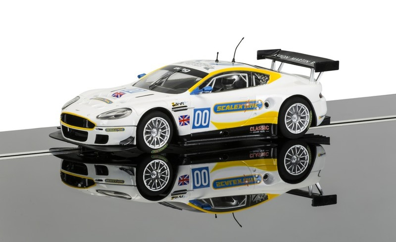 Scalextric 60 J. Collection Car No.2 - 2000s Aston Martin