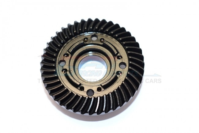 GPM chrome steel front/rear gears - 1 PC for Traxxas X-Maxx