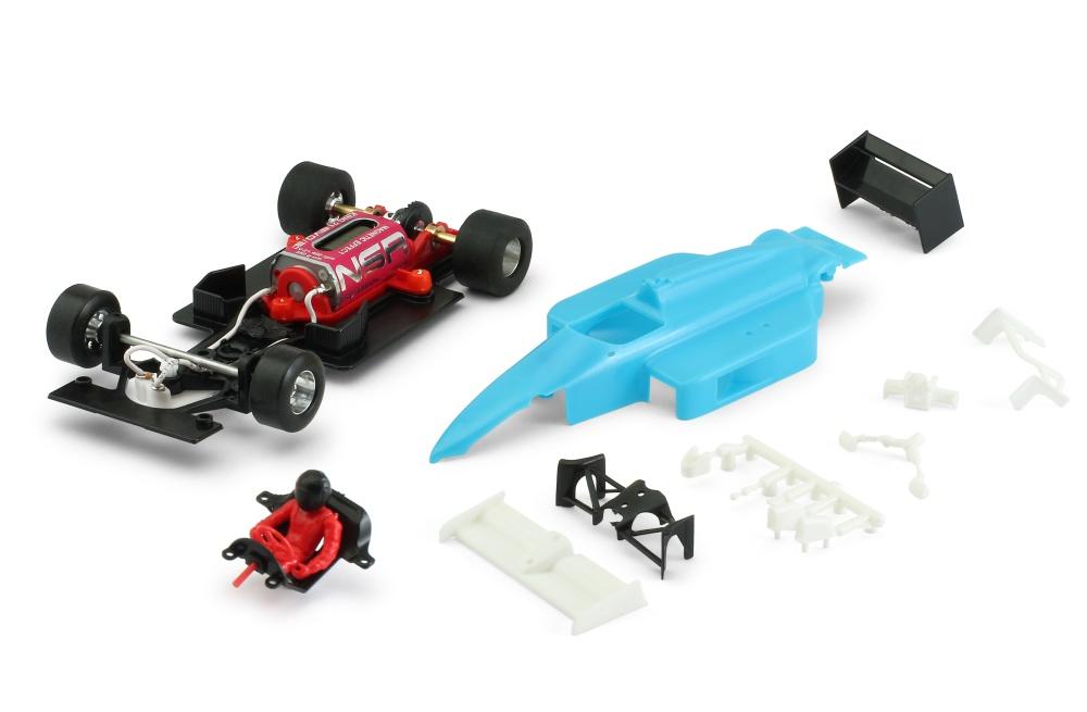NSR Formula 86/89 - Body blue Kit