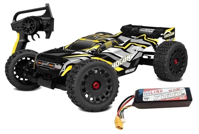Team Corally - SHOGUN XP 6S - Model 2021 - 1/8 Truggy LWB -