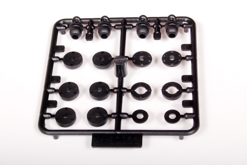 Axial - 10mm Shock Parts Tree 1