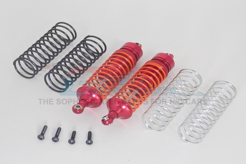 GPM alloy rear adjustable spring damper with alloy ball top&
