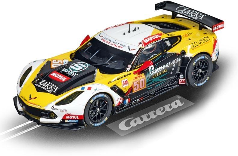 Carrera Digital 124 Chevrolet Corvette C7.R No.50