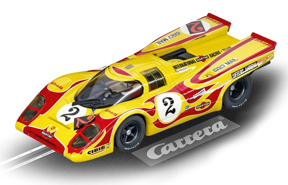 Carrera Digital 132 Porsche 917K Martini Int. No.2,Kyalami