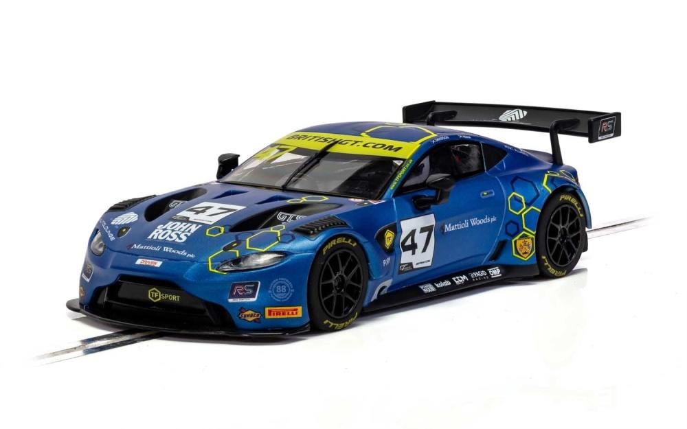 Scalextric 1:32 Aston Martin Vantage GT3 -