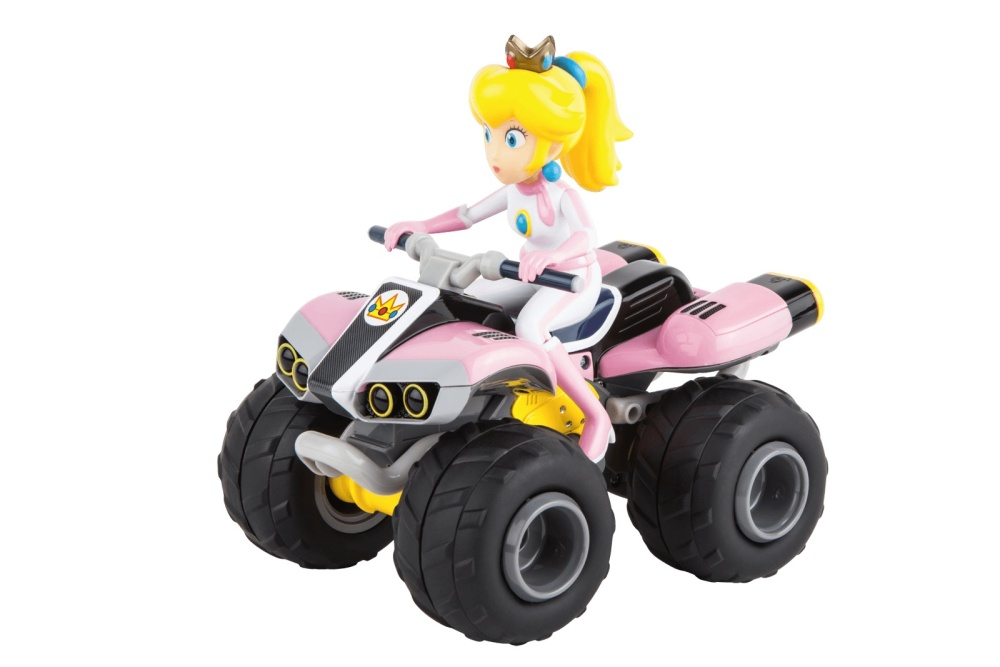 Carrera RC 2,4GHz Mario Kart(TM), Peach - Quad