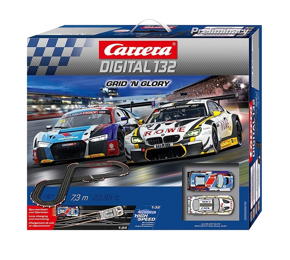 Carrera Digital 132 Grid n Glory199
