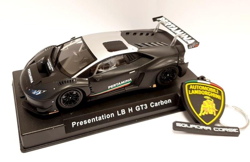 Sideways Presentation Lamborghini Huracan GT3 Carbon