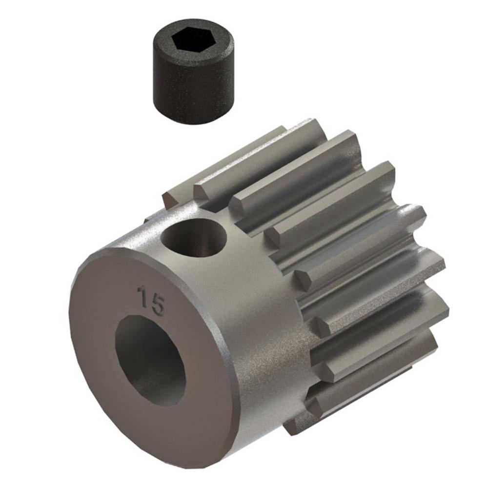 Arrma Pinion Gear 15T 0.8mod: 4x4