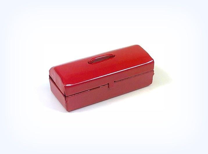 Absima Werkzeugkasten Metall, rot