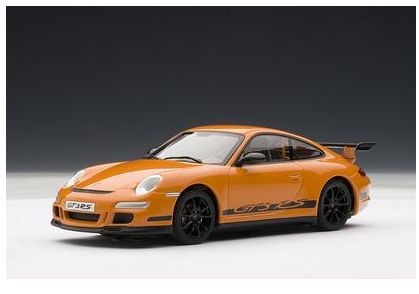 AutoArt Porsche 911 (997) GT3 RS orange