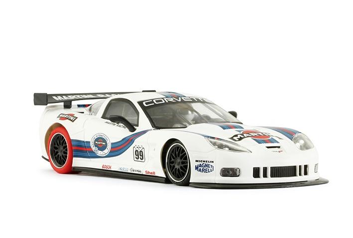 NSR 0083 AW Corvette C6R Martini Racing RTR GT3