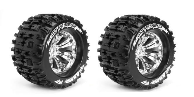 Louise RC MT-PIONEER Monster Truck Reifen 1:8
