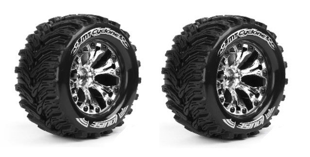 Louise RC MT-CYCLONE Monster Truck Reifen 1:10