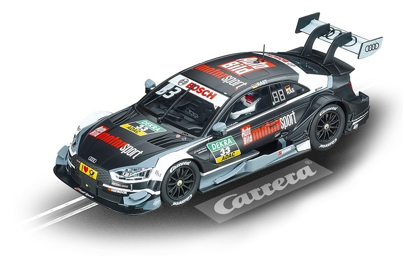 Carrera Digital 124 Audi RS 5 DTM R. Rast, No. 33